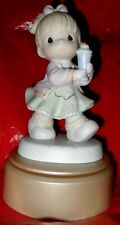 """PRECIOUS MOMENTS *MEMBERS ONLY FIGURINE*  """"OUR CLUB IS SODA-LICIOUS""""  FREE RISER"""