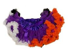 Pettiskirt Tutu Halloween Spooky Holiday Parade Party Pageant NWT 6-12 mo