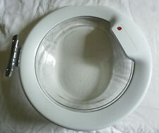 Genuine Hoover DYN8164D Door With Hinge, Handle And Catch for Washing Machine