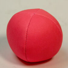 Play Eco Leather 120g Beanbag or Juggling Ball (1) - Pink