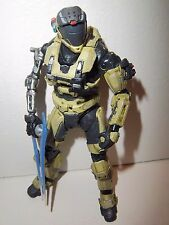 Halo Reach **Zombie Spartan Pilot** from INFECTION 3 Pack Figure w/ Sword!!
