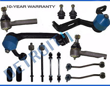 NEW 14pc Front and Rear Suspension Kit for Ford Explorer & Ranger w/ Torsion Bar