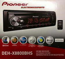PIONEER Receiver CD HD AUX (2 USB) EQ Bluetooth iPhone Android SPOTIFY PANDORA
