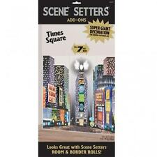 New Year Times Square Scene Setter Party Decoration