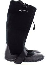NeoSport Wetsuits Explorer 5mm Boot Water Shoes Surfing & Diving Black 10 US