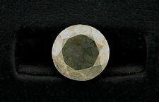 ONE 16mm Round Faceted Facet Natural Pyrite Gem Stone Gemstone ebs5891
