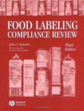 Food Labeling Compliance Review-ExLibrary