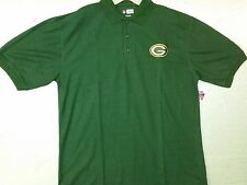 NFL Polo Shirt, Green Bay Packers (X-Large) New