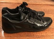 Womens Prada Sneakers Size 39 Patent Leather