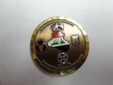 CHALLENGE COIN 367TH MOBILE PUBLIC AFFAIRS DETACHMENT IRAQI FREEDOM ARMY RESERVE
