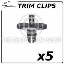 Clips bodyside Trim Clips 6,4 Mm Para Audi a3/audi A4 Pack De 5, parte número 10295