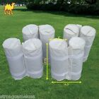 4X CANOPY TENT WEIGHT SAND BAG ANCHOR KIT COLOR GRAY