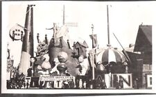 1915 EXPO PPIE SAN FRANCISCO CALIFORNIA TOYLAND GROWN UP SUFFRAGETTES OLD PHOTO
