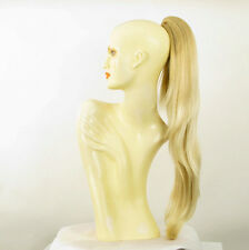 Hairpiece ponytail long 27.56 golden blond blond wick clear 5/l24bt613 peruk