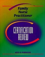 Family Nurse Practitioner Certification Review, 1e