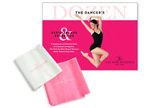 Gaynor Minden Dancer's Dozen Resistance Bands & Exercise Book Dancewear