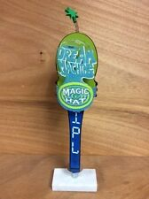 "Magic Hat Dream Machine IPL Beer Tap Handle ~ NEW & Free Shipping ~ 14"" Tall"