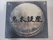 Ondekoza Single Layer 6-SACD boxset NEW Japan 鬼太鼓座