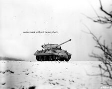 "Battle of the Bulge M-36 Tank Destroyer 8""x 10"" World War II Photo Picture #145"