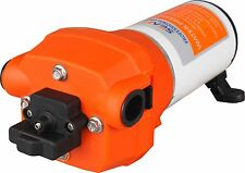 SEAFLO 110V WATER PRESSURE PUMP 4.5GPM  40 PSI Boat/Marine RV 4 Year Warranty!!
