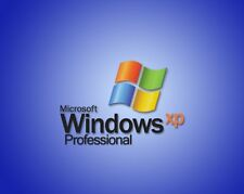 Windows XP Professional with SP3 update full install CD license key & drive RAM
