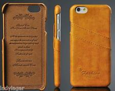 Funda carcasa cuero para iPhone 6 case cover genuine leather for iPhone 6