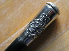 Vintage British Territorial Army Officer Swagger Stick Army Cadet Force C1960