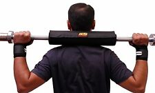 """16"""" HUBB Barbell Weight Bar Pad, Gym Training, Support, Protection Pads HG-609"""