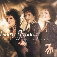 Catch Me If You Can by Laurie Krauz (CD, Sep-2002, LML Music)