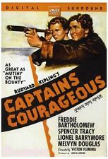 Captains Courageous (1937) DVD - Spencer Tracy (New & Sealed)