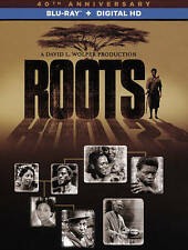 Roots: The Complete Original Series (BD) [Blu-ray], New DVD, Various, Various