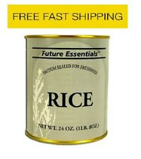 A Case of Future Essentials Long Grain White Rice,12 Cans