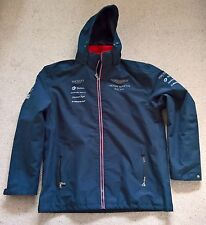 USED LM 2016 ASTON MARTIN RACING TOTAL HACKETT  RAIN JACKET Size XSmall  EX CREW