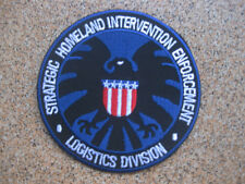Homeland S.H.I.E.L.D AVENGERS Nick Fury Patch Embroidered B