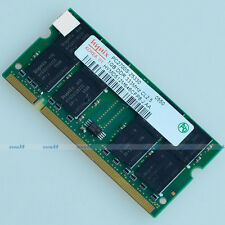 Hynix 1GO PC2700 DDR333 333mhz 200PIN 1GB Laptop Mémoire SO-DIMM RAM Full Test!!