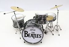 RINGO STARR THE BEATLES DRUM SET MINIATURE FOR DISPLAY ONLY