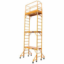 NEW Multi Function Scaffold Package #2- Multifunction Drywall Bakers Scaffold