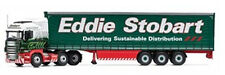 CC13749 Corgi 1:50 Scania R Curtainside Trailer Eddie Stobart Ireland