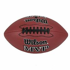 Wilson MVP Junior Size Double Lace Leather Composite American Football | WT