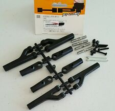 HPI RACING RC ADJUSTABLE STEERING UPPER ARM SET SAVAGE X 4.6 XL FLUX 85066 NIP