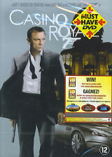 James Bond : Casino Royale 007 (DVD)