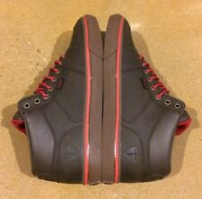 DVS Clip Snow Size 13 Brown Leather John Jackson Signature Snow Series BMX Skate