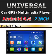 7 inch Car GPS Navigation Multimedia Player Android 4.4 WiFi Bluetooth RM-CT0009