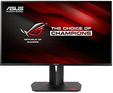 Asus ROG SWIFT PG279Q 27 WQHD IPS 2560X1440 NVIDIA G-Sync Gaming Monitor 165Hz
