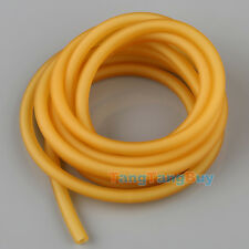 Powerful Slingshot Catapult Elastic Natural 3060 Latex Rubber Tube Band 1M