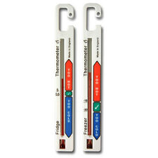 FRIDGE THERMOMETER & FREEZER THERMOMETER **GREAT VALUE TWIN PACK** - IN-049