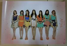 APink - Une Annee  / 1st album OFFICIAL POSTER *HARD TUBE CASE*