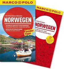!! Norwegen 2014 Oslo  UNGELESEN Reiseführer mit Karte Marco Polo