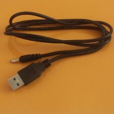 5V USB Cable Lead Charger for Sanei N91 N90 N10 N86 N76 N83 Elite Android Tablet