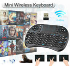 2.4GHz Fly Air Mouse Wireless Qwerty Keyboard Remote for MX MXQ PRO M8S TV BOX